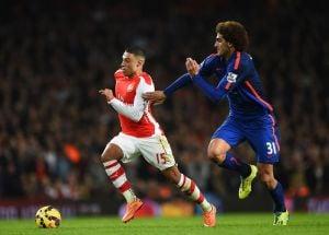 Arsenal's Star Man Of The Week: AlexOxlade-Chamberlain