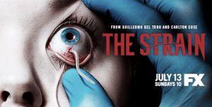'The Strain', el terror está de moda en televisión
