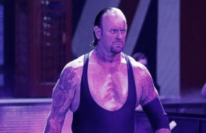 The Reason why The Undertaker was using crutches