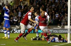 Classic matches revisited: Reading 5-7 Arsenal - League Cup football at its ludicrous best