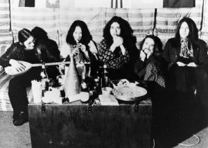 Krautrock, lo experimental en Alemania Occidental