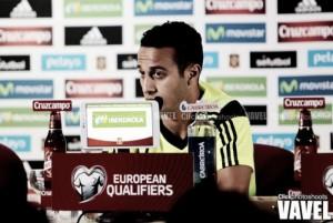 """Thiago: """"Venir a la selección siempre es un orgullo"""""""