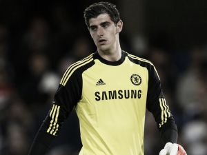 Courtois cautious of early claims that Chelsea already have the Premier League title in the bag