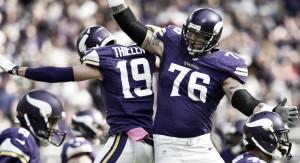 Los Vikings ponen en duda el proyecto de los Texans