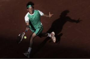 Thiem derrota Zeballos e desafia Djokovic em Roland Garros