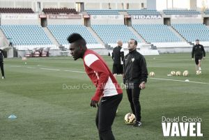 El Almería encara el encuentro ante el Celta de Vigo con lo justo