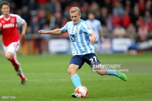 ReportedFoxes' target George Thomas weighing up new contract offer at Coventry City