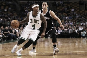 Boston Celtics defeat Brooklyn Nets in season opener