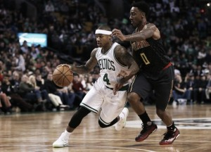 NBA Playoffs 2016, Hawks-Celtics: el duelo con incertidumbre