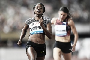 Diamond League: Elaine Thompson and Kendra Harrison claim comfortable victories in Lausanne