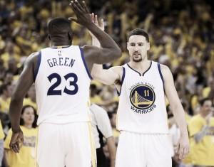 Golden State se clasifica para las Finales de Conferencia de la NBA