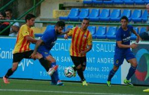 El Sant Andreu sigue en racha