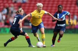 GB and Sweden women finish in pre-Olympic stalemate