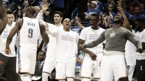 Oklahoma City Thunder eliminate San Antonio Spurs in Game 6 victory