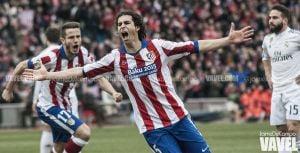 Fotos e imágenes del Atlético de Madrid 4-0 Real Madrid, jornada 22 de Liga BBVA