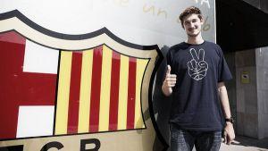 El FC Barcelona anuncia el fichaje de Tibor Pleiss