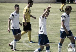 Álvaro Tierno se estrena en una convocatoria del Real Zaragoza