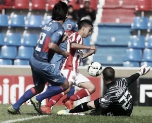 Tigre - Estudiantes de la Plata: para levantar cabeza