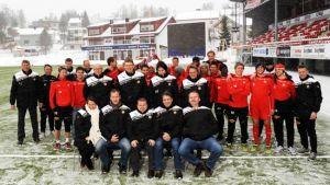Tromsø IL, el equipo mas al norte de Europa