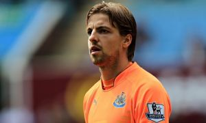 Newcastle confident on Tim Krul recovery from a ''very minor elbow injury''