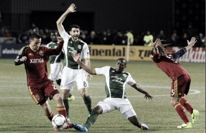 Portland Timbers hang on for 1-0 win over Real Salt Lake