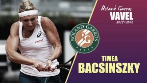 Roland Garros 2016. Timea Bacsinszky: la incógnita suiza