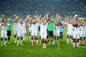 Jerman Lawan Meksiko, Menanti Gebrakan Juara Bertahan Piala Dunia