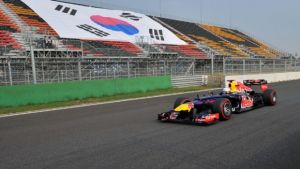 Gp Corea, qualifiche: Vettel domina, Alonso solo sesto