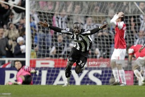 Classic matches revisited: Newcastle 4-4 Arsenal - Gunners stunned in incredible Premier League comeback