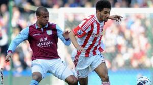 El Aston Villa respira a costa del hundimiento del Stoke City