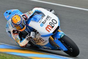 Tito Rabat logra la 'pole' en el GP de Malasia