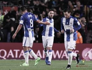 Barça - CD Leganés: Tito estrenó titularidad con brillantez