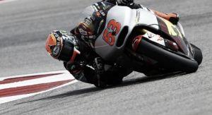 Tito Rabat continúa líder en Moto2