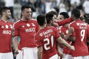 La liga portuguesa vuelve a ser encarnada