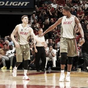Miami se la cava con i Jazz: è terza ad Est