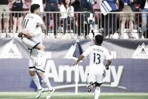 Toronto FC llega a la final frente a la sorpresa de Vancouver Whitecaps