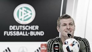 """Toni Kroos: """"Italia será nuestra prueba más dura hasta ahora"""""""