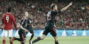 SL Benfica (2) 2-2 (3) Bayern Munich: The Germans progress to the semi-finals with aggregate win in Lisbon