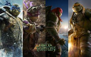 Las tortugas ninja volverán en 2016