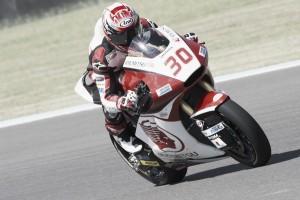 Nakagami marca la pauta en Jerez