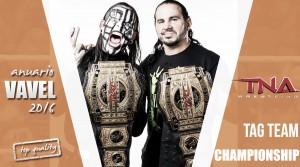 "Anuario VAVEL 2016: TNA World Tag Team Championships, los ""Broken Titles"""