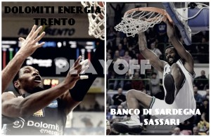 LegaBasket - Trento vendica la serie playoff del 2015 o Sassari inizia una nuova cavalcata?