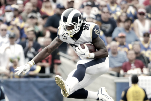 Todd Gurley signs extension with the Los Angeles Rams