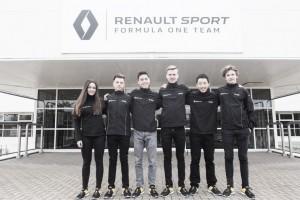 Marta García ya se prepara con Renault