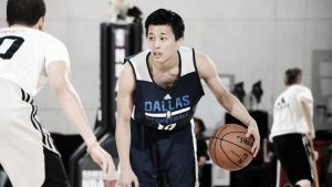 Los Mavericks firman a Yuki Togashi