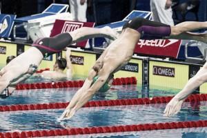Segunda jornada de la FINA Swimming World Cup 2017 en Tokio