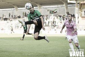 CD Toledo - Sestao River en la liga 2015 (1-0)