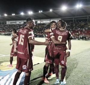 ¡Primeros 3 puntos! Deportes Tolima venció 3-1 a Alianza Petrolera