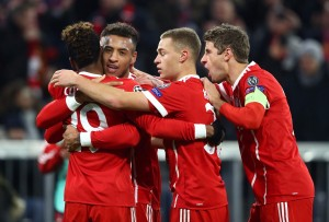 UEFA Champions League - Tolisso show, il Bayern strapazza il Paris Saint Germain (3-1)
