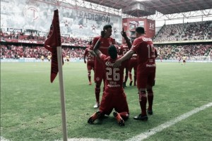 El 'Diablo', a semifinales